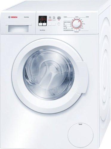 Bosch WAK20168IT Libera installazione Caricamento frontale 8kg 1000RPM A+++ Bianco lavatrice