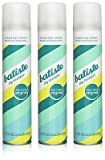 3 x BATISTE DRY SHAMPOO ORIGINAL 150ml - REVITALISE INSTANT HAIR REFRESH