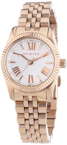Michael Kors MK3230 26mm Gold Steel Bracelet & Case Mineral Women's Watch