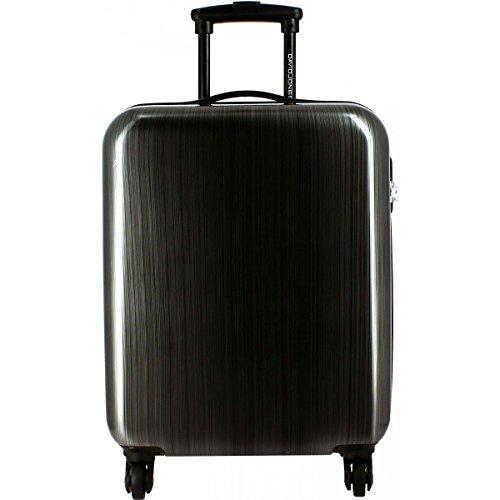 valise-cabine-ryanair-david-jones-couleur-gris-4-roulettes