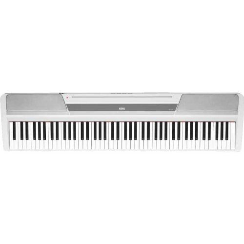 Korg SP170s 88-Key Digital Piano, White