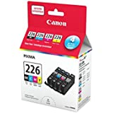 Canon Cli-226 CMYK Ink Value-Pack (4546B008)
