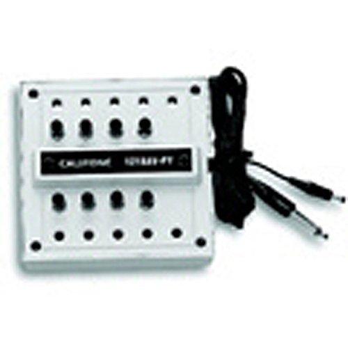 Califone International Audio Jackbox 8 W/ Volume Control