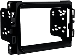 2013 - Up Ram 150025003500 Without 8quot Screen Double-Din Mount Kit - 2013 - Up Ram 150025003500 Wi