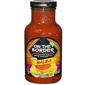 On The Border Medium Salsa - 47oz by On The Border