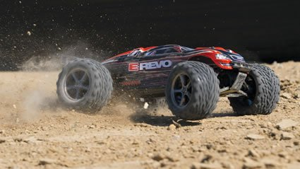 REMOTE CONTROL Traxxas E-Revo RTR Electric RC