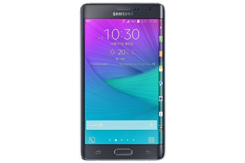 Samsung Galaxy Note4 Edge SM-N915F Factory Unlocked Cellphone, International Version, 32GB, Black (Samsung Note Edge Gsm Unlocked compare prices)