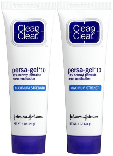 Clean & Clear Persa- Gel 10 Acne Treatme