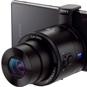 Sony DSC-QX100 Smartphone Attachable Lens-style Camera (IMPORT)