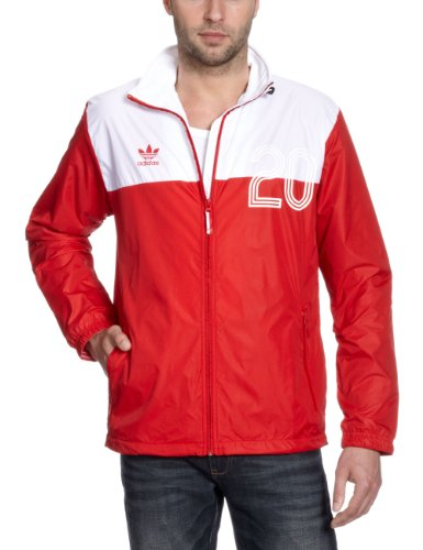Adidas Originals Colorado Polska Poland Polish Red White Retro 1974 World Cup Football Jacket - Mens - M