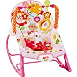 Infant to Toddler Rocker Bunnies (91JCE68)