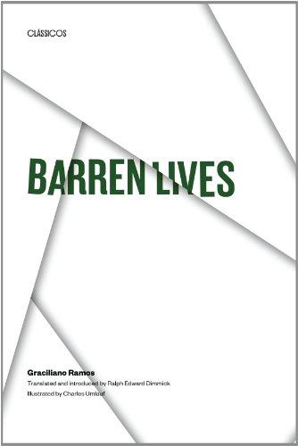Barren Lives (Texas Pan American Series)