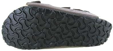 Birki's 'Sicily' Womens Sandal,506031/Pebble Grain Brown,35 M EU