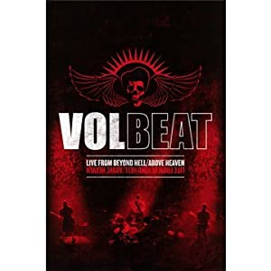 VOLBEAT-LIVE FROM BEYOND HELL/ABOVE HEAVEN -2DVD-