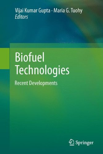 Biofuel Technologies: Recent Developments
