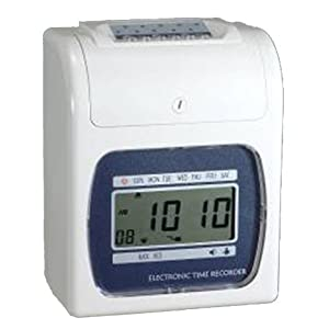 employee clock in machine