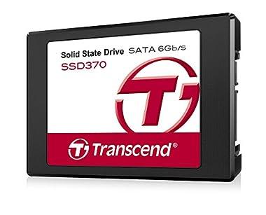 Transcend SSD 2.5インチ SATA3 6Gb/s MLC採用 512GB 3年保証 TS512GSSD370