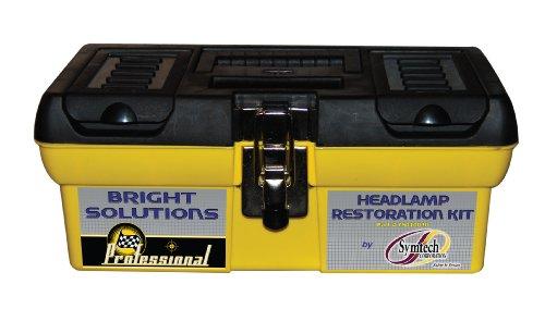 0 75010030 Symtech Bright Solutions Professional Series Headlamp Restoration Kit