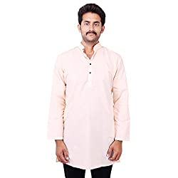 FBBIC Men's Casual Wear Foxy Cotton Kurta