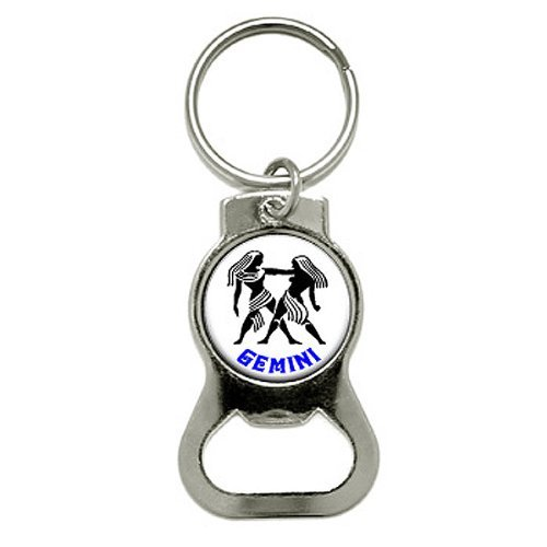 graphics-and-more-gemini-the-twins-zodiac-horoscope-bottle-cap-opener-keychain-kb0197-by-graphics-an