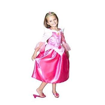 Pas cher d guisement enfant disney princesse d guisement aurore edition classique taille - Deguisement princesse aurore ...