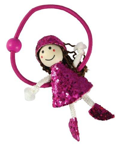 Smoothies Glitter Dress Doll Pony-O - Fushia 01542