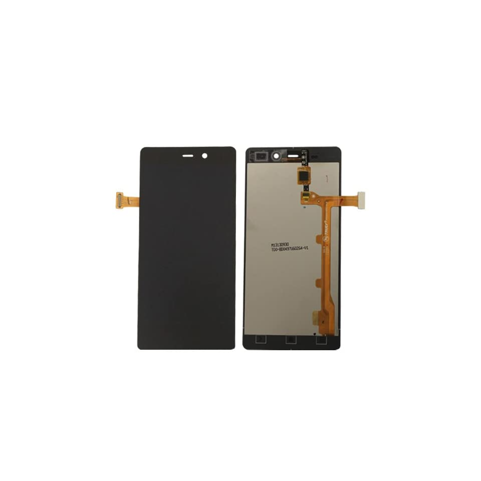 NEW BLU LIFE PURE L240 ORIGINAL REPLACEMENT OEM TOUCHPANEL BLACK