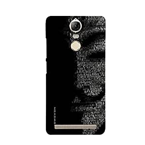 iSweven LnK5n_1398 Printed high Quality Anonymous Design Back case cover for Lenovo Vibe K5 Note