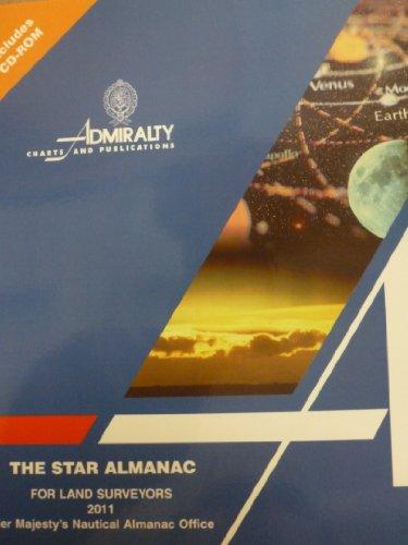 the-star-almanac-2011-admiralty-nautical-almanacs