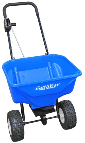Buy Earthway 2040PiPlus High Output Snow and Ice Melt Spreader with Solid Rod Linkage