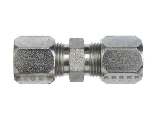 Brennan c  steel flareless bite tube fitting