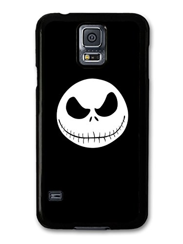 The Nightmare Before Christmas Halloween Tim Burton Jack Skellington custodia per Samsung Galaxy S5