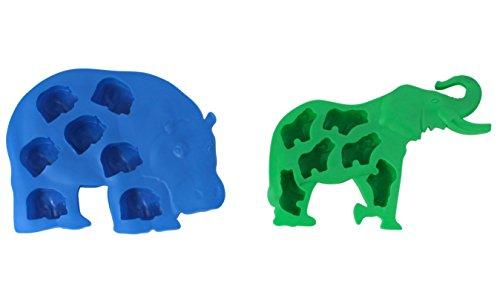 Zoo Animal Ice Trays - Zoo Animal Ice Tray