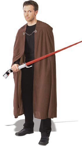 Rubie's Costume Men's Star Wars Deluxe Adult Count Dooku Robe with Clasp