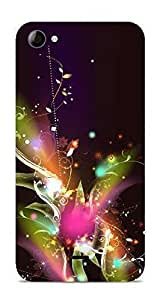 UPPER CASE™ Fashion Mobile Skin Vinyl Decal For Micromax Canvas Pep Q371 [Electronics]