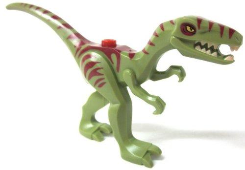 LEGO Dino Coelophysis – Olive Green with Dark Red Markings günstig kaufen