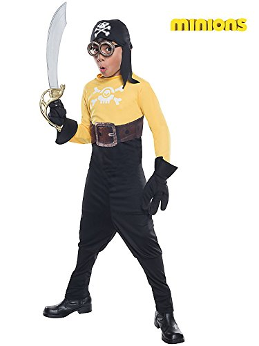 Rubie's Costume Minions Pirate Child Costume