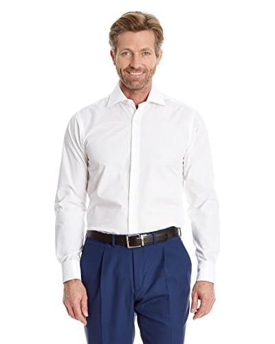 Cortefiel Camicia Uomo [Bianco]