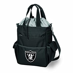 NFL Oakland Raiders Activo Tote by Picnic Time