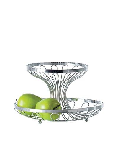 Torre & Tagus 2-Tier Fruit Bowl