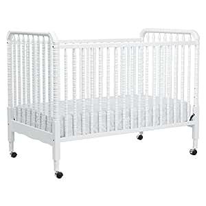 DaVinci Jenny Lind 3-in-1 Convertible Crib, White