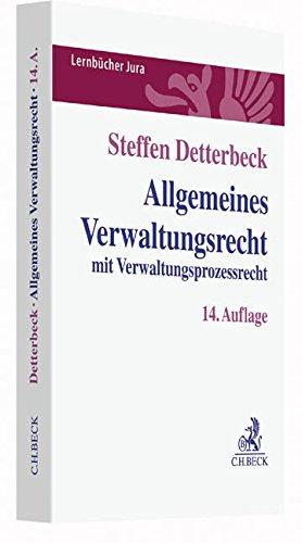 Allgemeines Verwaltungsrecht: mit Verwaltungsprozessrecht (Lernbücher Jura)