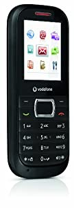 Vodafone 351 Pay As You Go Mobile Phone Handset - Black
