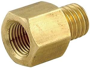 "Allstar Performance ALL50040 10mm-1.5 to 1/8"" NPT Adapter Fitting"
