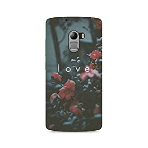 Ebby Faded Love Premium Printed Case For Lenovo K4 Note