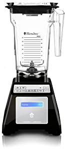 Blendtec Total Blender, FourSide Jar, Black