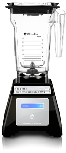Blendtec Total Blender Four Side, Black