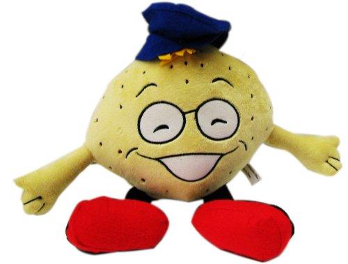 Plush Matzah Man Toy