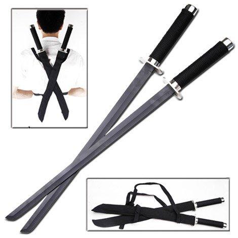 Ace-Martial-Arts-Supply-Ninja-Assassin-Strike-Force-Twin-Swords-Set