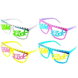 Funcart Party Rock Shades Sunglasses (Pack Of 3)